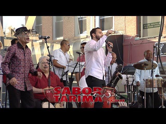 New York Palladium All Stars Canta Frankie Ave Maria & Jeremy El Que se fue  #jcjazzfest