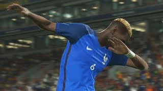 PES 2018 GAMEPLAY - DAB KING POGBA !!! (Online Beta)
