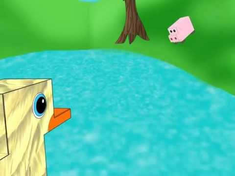 Adventure of Pig and Duck Episode 1
