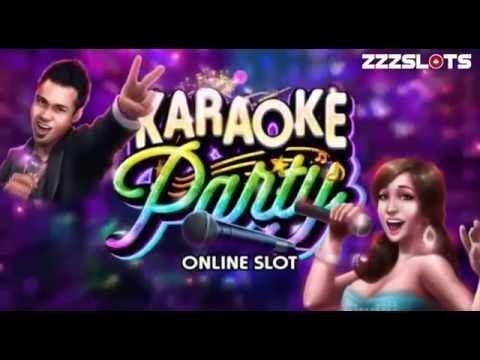 Karaoke Party online slot game [ZZZSLOTS]