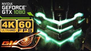 Dead Space 2 4K 60FPS GTX 1080 G1 Gaming
