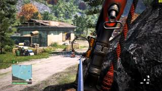 Far Cry 4 Pc / Gtx 970 Ultra 60 fps 1080p Fraps
