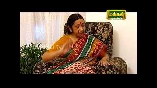 Makkal TV  En Samayal Araiyil Spl with Lakshmi Mani