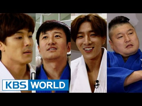 Cool Kiz on the Block   우리동네 예체능 - The National Judo Competition, part 2 (2015.12.29)