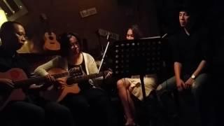 Mưa trên biển vắng - Lan Phạm vs Aromatic Band