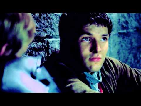 Merthur - And they have escaped the weight of darkness - [MERLIN]