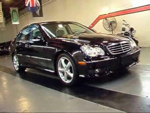 2006 Mercedes Benz C230 Sport 6 Speed Edirect Motors