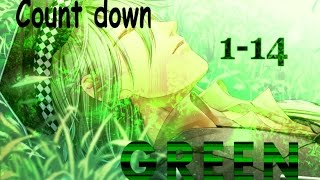 Top 14 Hottest Green Haired Anime Guys