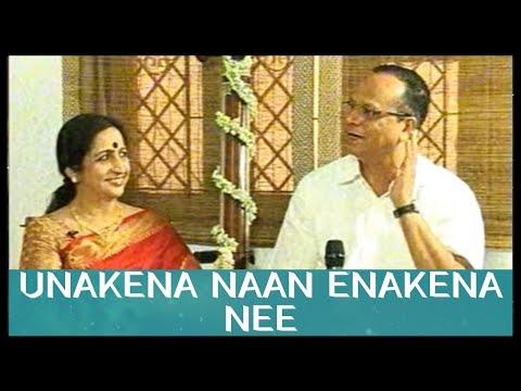 Exclusive Interview with Smt. Aruna Sairam in  Unakena Naan Enakena Nee - Mega TV 2011