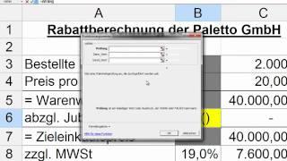 Excel Wenn Funktion Paletto1