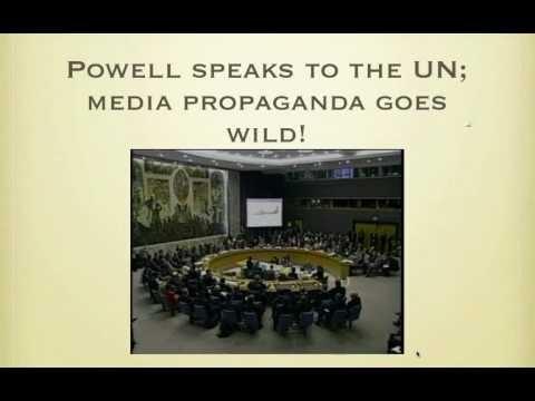 The Media Matrix: How propaganda and mass media are impacting America's contact with reality