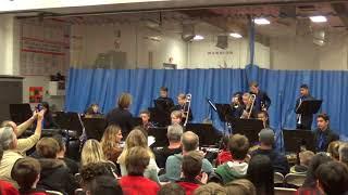 Westlake High School Jazz Festival-CMS Jazz 2