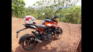 KTM Duke 250 Ownership Review in English at 10,000 kms