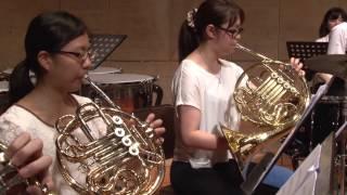 """【ラブライブ!】「SUNNY DAY SONG」を吹奏楽で演奏してみた【秋葉原区立すいそうがく団!】Movie of """"Love Live!"""" played in wind band"""