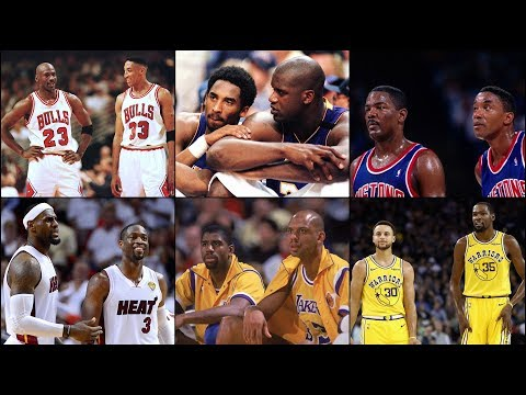 Chris Broussard: Top 6 Duos In NBA History