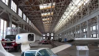 NC Transportation Museum - Back Shop