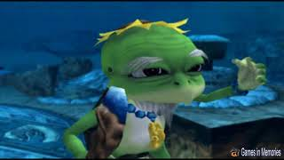 Finny the Fish & The Seven Waters [PS2] Games in Memories