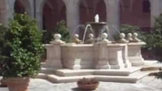 2009 vakantie in Italie deel 4 : montecassino en villa d