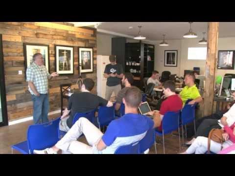 Weekly Startup Meetup: Jim Breslin @wcstoryslam