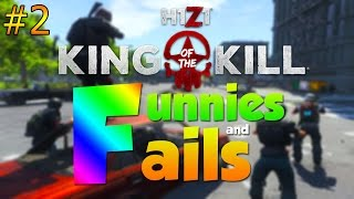H1Z1 KOTK - Funnies and Fails Ep. 2