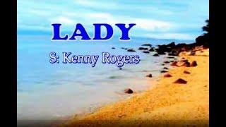 Kenny Rogers - LADY ~ Karaoke