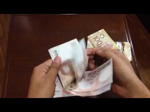 How To Count Money Fast Cad Rmb Thb