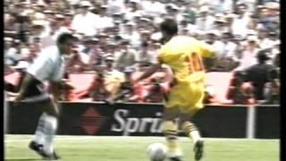 România Argentina World Cup 1994 14min rezumat