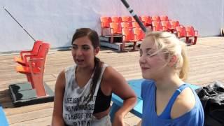 Silks with The Gabbie Show & Chloe Lukasiak