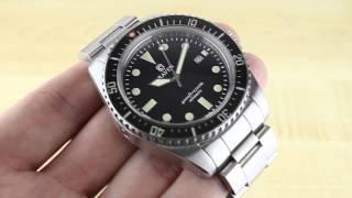 Raven 44mm Deep Dive Watch Review