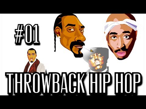 🕰Throwback Hip Hop & RnB Songs/90´s 2000´s Hip Hop Club Mix/