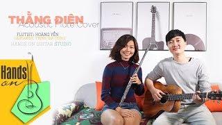 Thằng điên » acoustic Flute Cover by Hoàng Yến ft Trịnh Gia Hưng