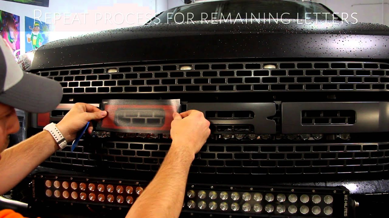 Grill Installation - YouTube