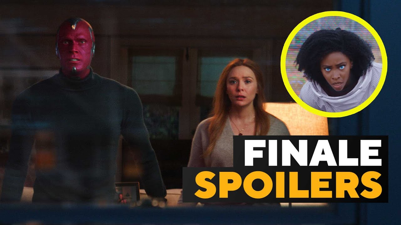 WandaVision Finale SPOILERS: Post-Credit Scenes and Unanswered Questions