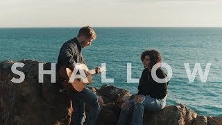 Shallow (A Star Is Born) - Lady Gaga, Bradley Cooper (Jonah Baker ft. Xenia acoustic cover)