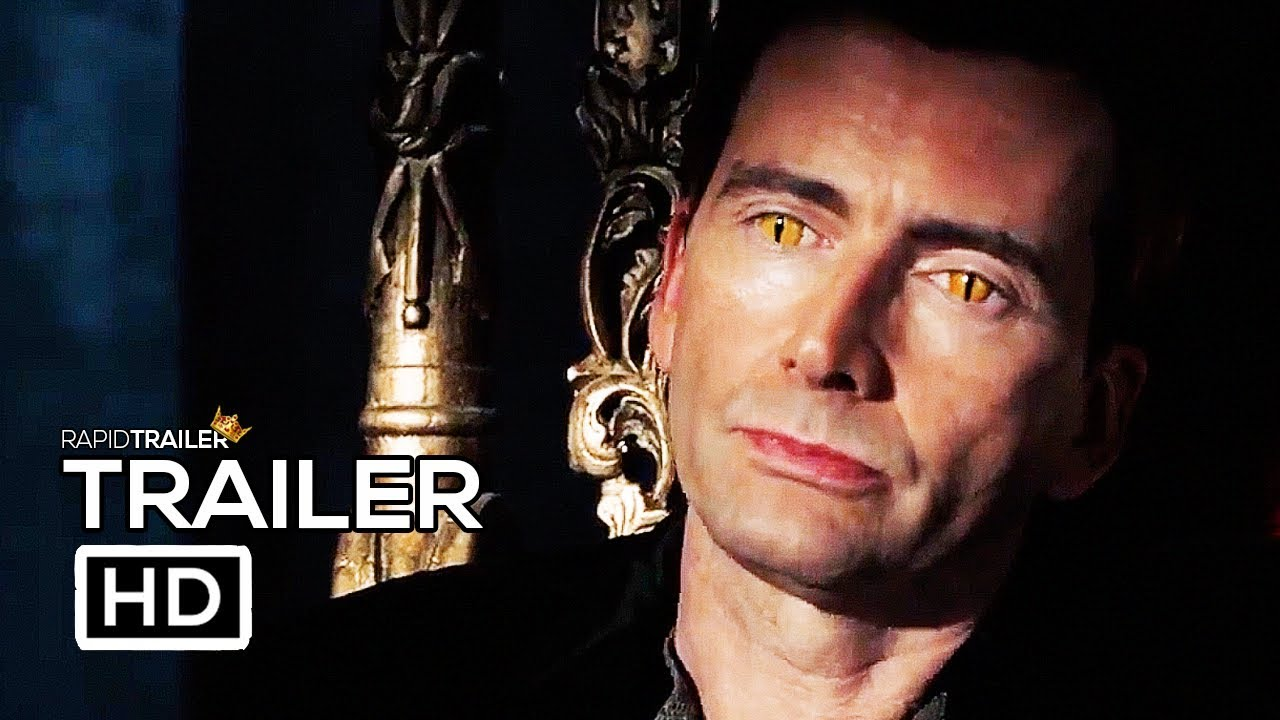 GOOD OMENS Official Trailer (2019) David Tennant, Michael Sheen Series HD