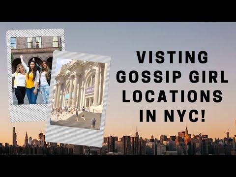 Gossip Girl Sites Tour | On Location Tours