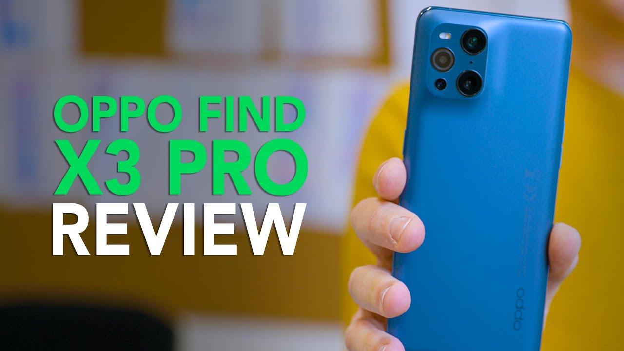 Oppo Find X3 Pro review: elegantie komt met flinke prijs