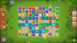 Gardenscapes Level 479 No Booster 🌲  l MiniGames