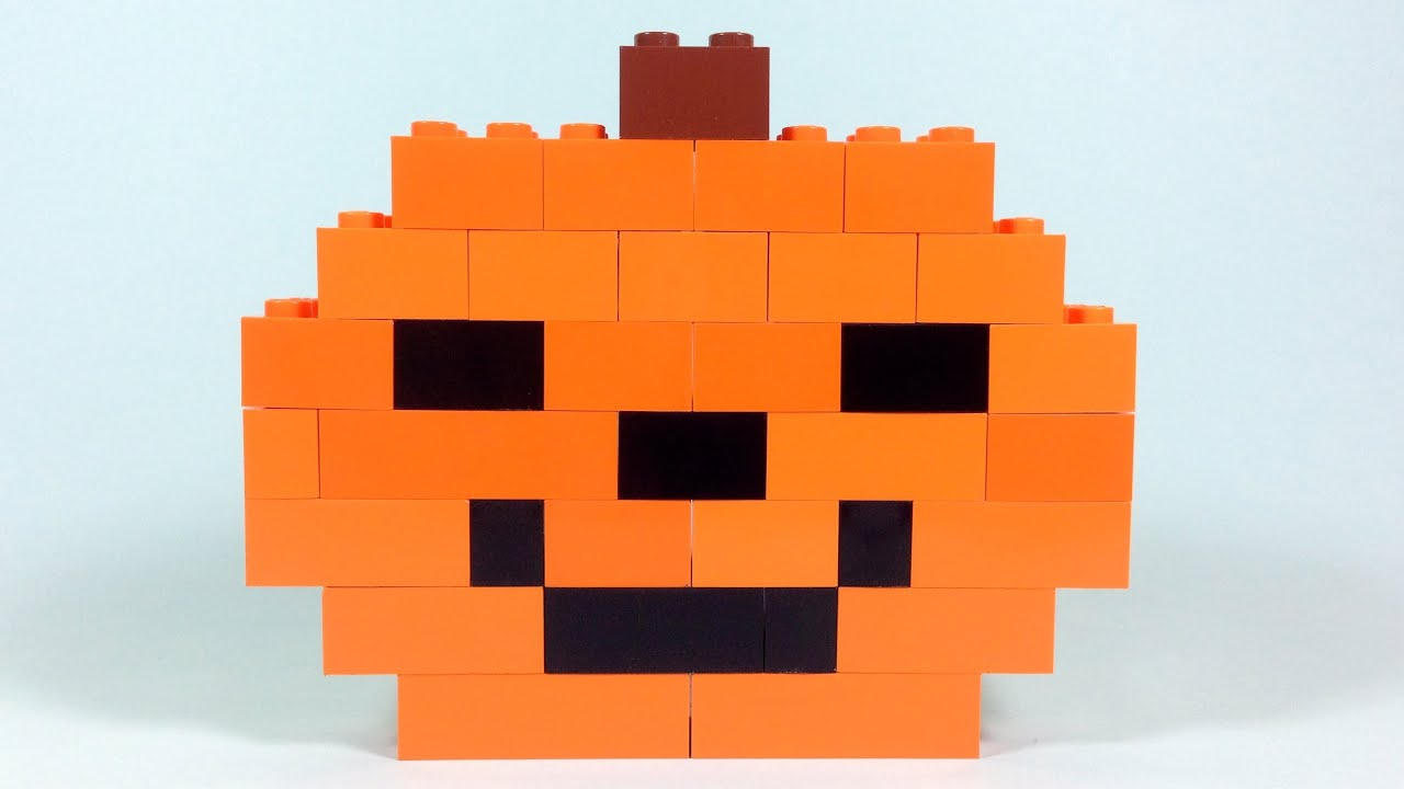 How to build lego halloween pumpkin 6177 lego basic bricks deluxe how to build lego halloween pumpkin 6177 lego basic bricks deluxe projects for kids solutioingenieria Image collections
