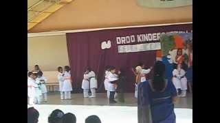 Desham Manade Telugu Patriotic Song KG School DRDO Bangalore