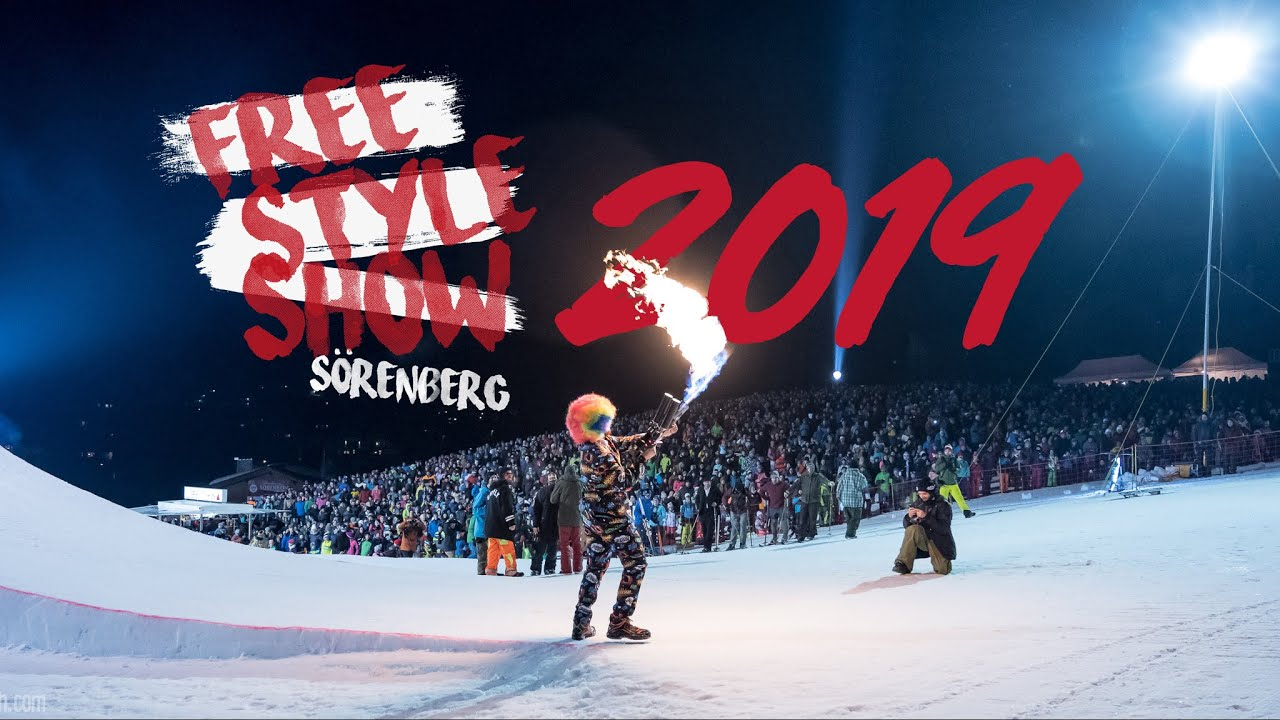 Freestyleshow Sörenberg 2019
