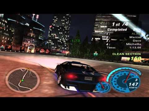 Need For Speed: Underground 2 - (World Map) Race #70