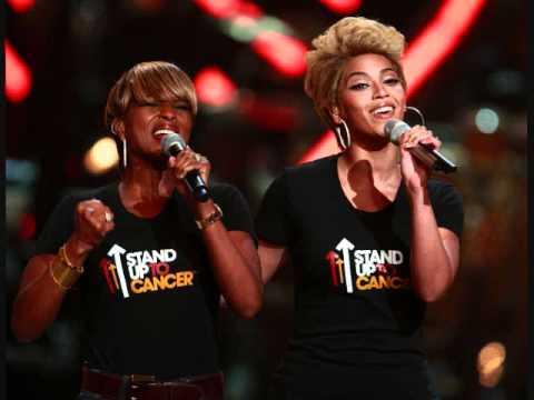 Mary J Blige ft Beyonce  love a womanmyslowedup