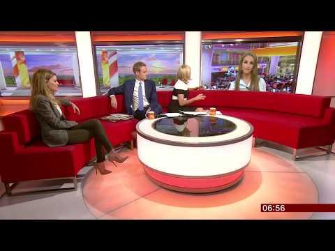 BBC Breakfast: Nikki Grahame talks about Roxanne Pallett & Ryan Thomas  CBB
