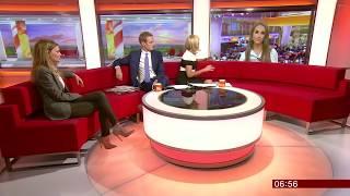 BBC Breakfast: Nikki Grahame talks about Roxanne Pallett & Ryan Thomas | CBB