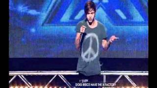 Reece Mastin - Come Get Some (Audition - The X Factor Australia 2011)