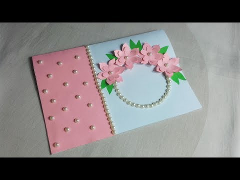 DIY Friendship Day Card How to Make Beautiful Friendship card Creative Ideas