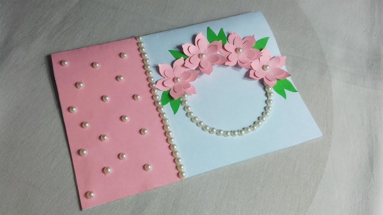 Diy Friendship Day Card How To Make Beautiful Friendship Card