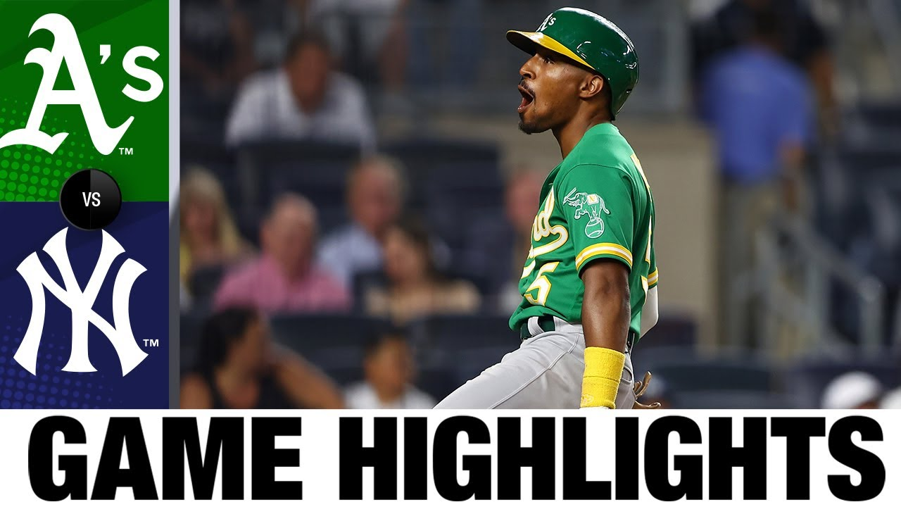 Download A's vs. Yankees Game Highlights (6/18/21) | MLB Highlights