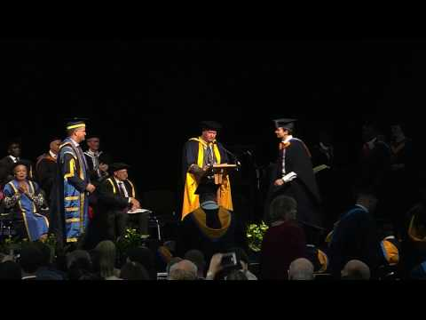 Chelmsford Graduation Ceremony, (3PM), 11 October 2016